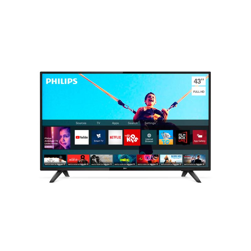 Tv Led 43&Quot; Philips 43Pfd5813