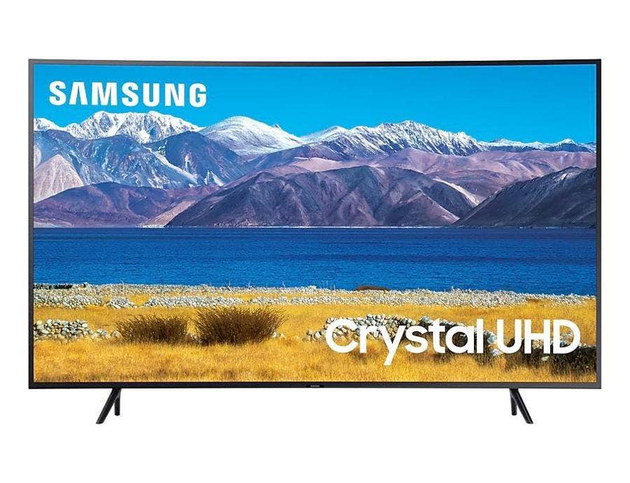 TV LED 55 SMART TV UHD 4K Cristal Display UN-55TU8300GXZS