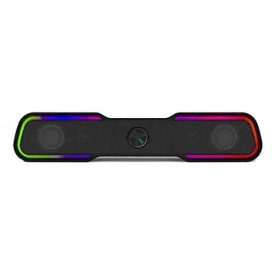 PARLANTE GAMER RGB DHE-6002