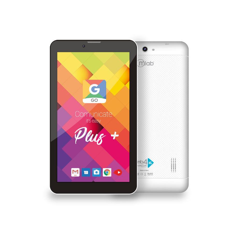 Tablet Mlab 7 Mb4 3G 8762 White