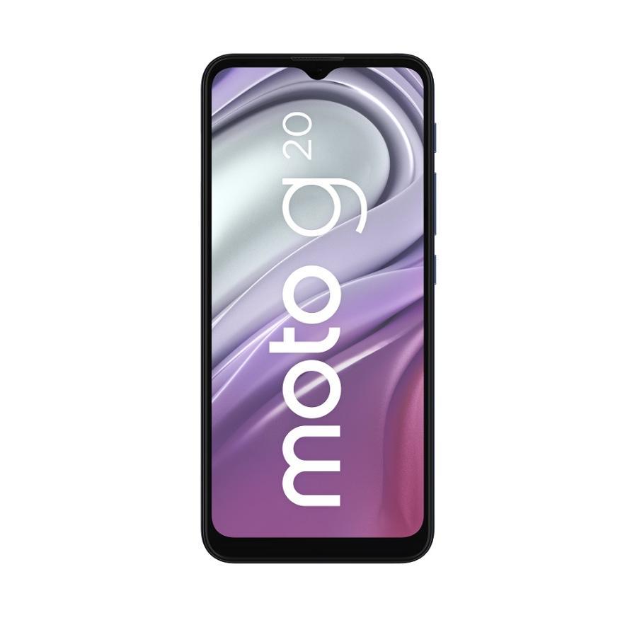SMARTPHONE MOTOROLA G20 64 GB AZUL LIBERADO