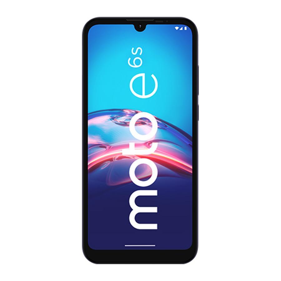 SMARTPHONE MOTOROLA E6S GRIS WOM