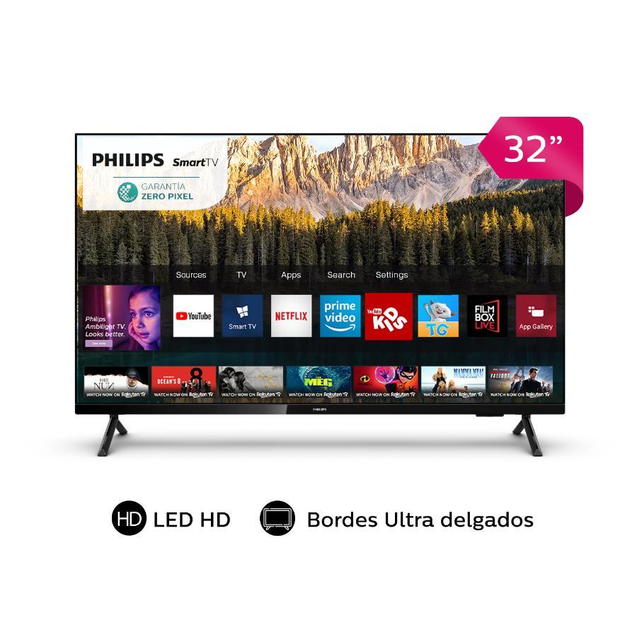 "TV LED PHILIPS 32PHD6825 SMART TV 32"" HD"
