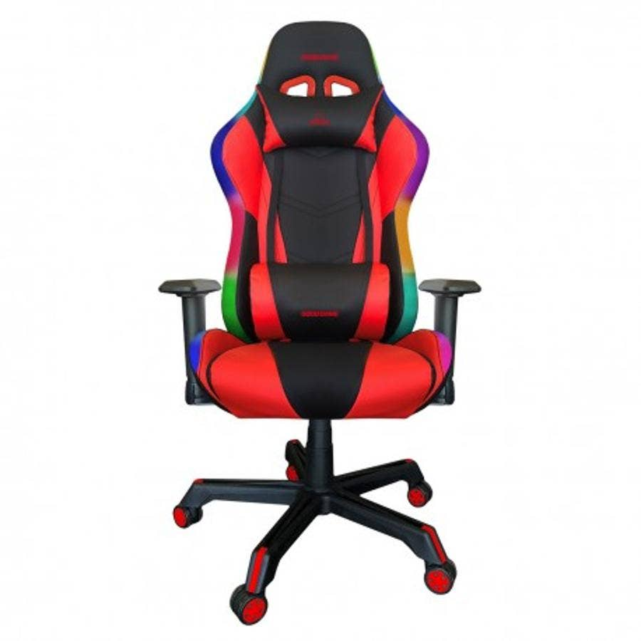 SILLA GAMER INFERNO RGB