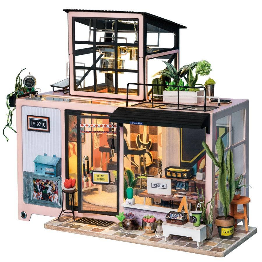 PUZZLE MADERA 3D KEVIN'S STUDIO