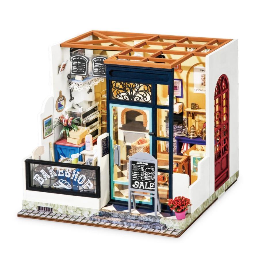 PUZZLE MADERA 3D NANCY'S BAKE SHOP