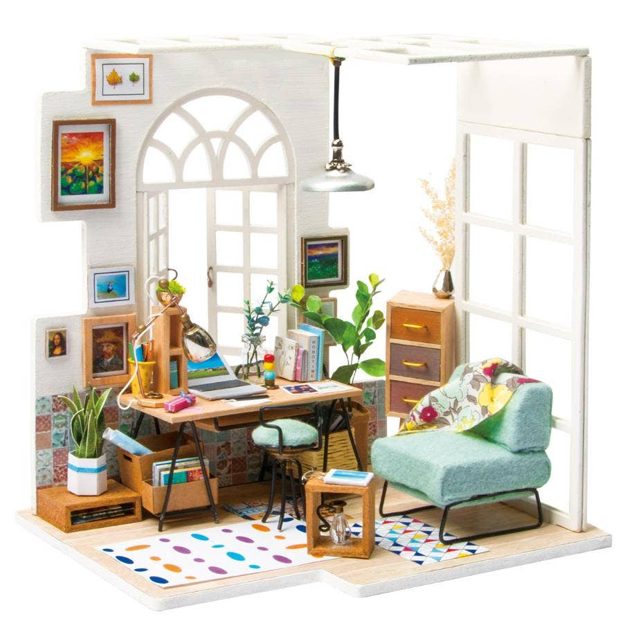 PUZZLE MADERA 3D SOHO TIME
