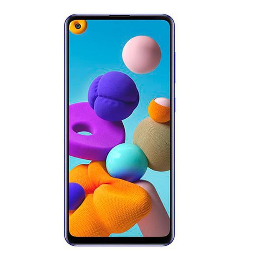 SMARTPHONE SAMSUNG A21S128 GB AZUL LIBERADO