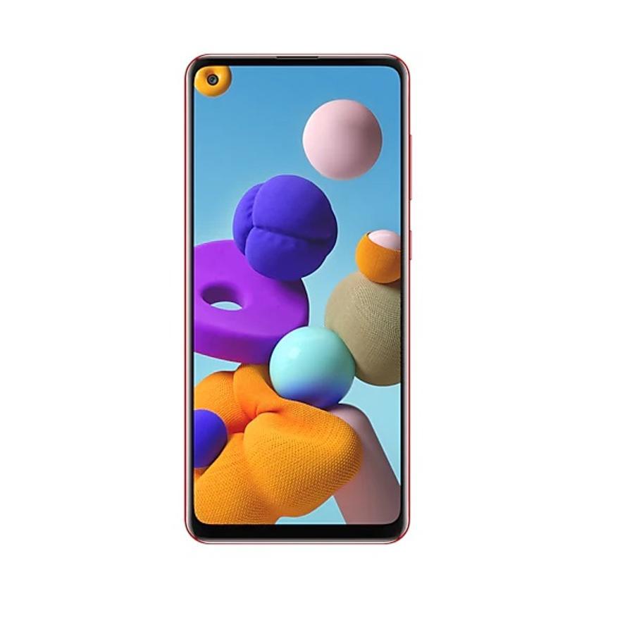 SMARTPHONE SAMSUNG A21S 128GB ROJO LIBERADO