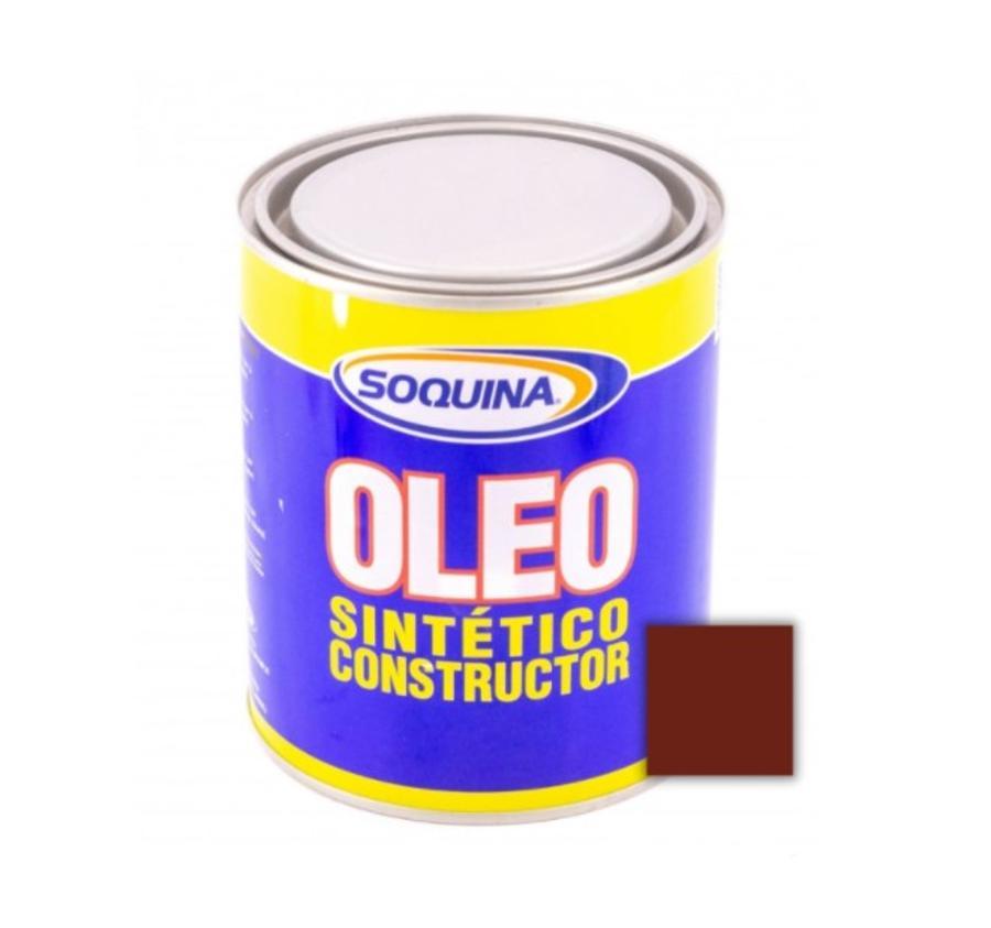 ÓLEO SINTÉTICO CONSTRUCTOR LADRILLO 1/4 GL