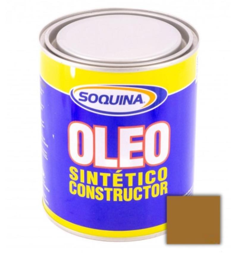 ÓLEO SINTÉTICO CONSTRUCTOR ROBLE 1/4 GL